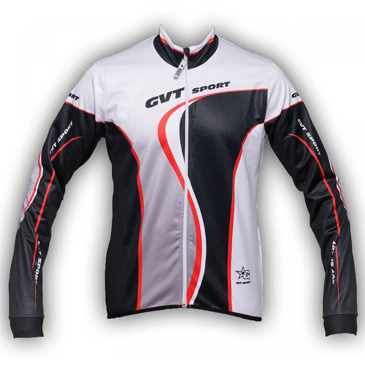 veste cycliste thermique windstop gvt bike performance. Black Bedroom Furniture Sets. Home Design Ideas