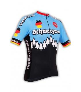 Maillot cycliste GVT Schwarzwald Bike
