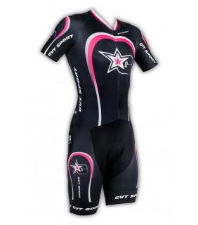 Combinaison CLM cycliste GVT Pro Bike