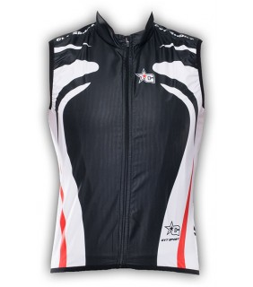 Gilet cyclisme Red Star's Bike