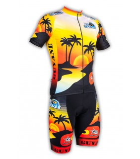 Ensemble cyclisme Guyane Bike