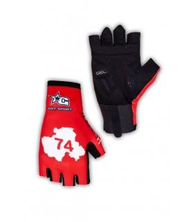 Paire de gants cycliste proline GVT Haute-Savoie Vélo