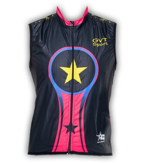gilet cyclisme pro gvt bike colors