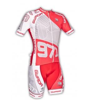Ensemble cycliste GVT Gwada 971 + Chaussettes Cycliste