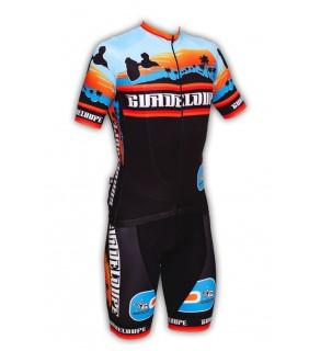 Ensemble cycliste GVT Guadeloupe Cycling + Chaussettes Cycliste