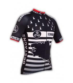 Maillot cyclisme GVT Bretagne Vélo