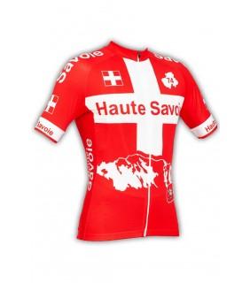 Maillot cyclisme GVT Haute-Savoie Vélo