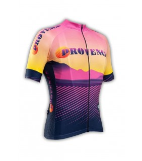 Maillot cycliste GVT Provence Vélo