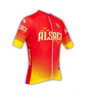 Maillot cycliste GVT Région Alsace
