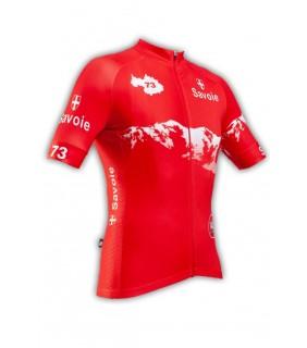 Maillot cycliste GVT Savoie Cyclisme