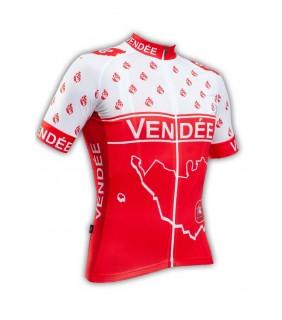 Maillot cycliste GVT Vendée Vélo