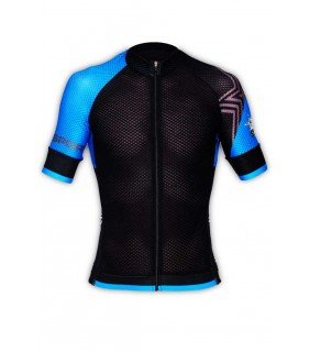 Maillot cycliste GVT Pro Light Bleu