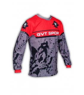 Maillot VTT GVT Red Bikers