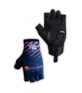 Paire de gants cycliste pro GVT Provence