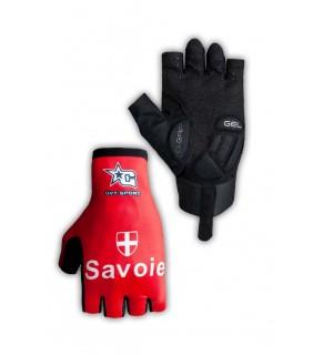 Paire de gants cycliste pro GVT Savoie