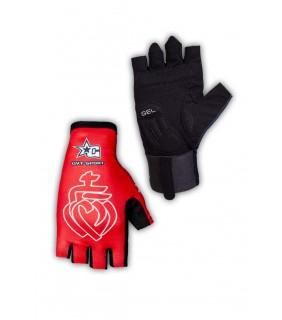 Paire de gants cycliste pro GVT Vendée