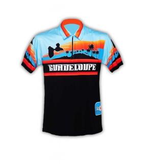 Polo-Shirt GVT Guadeloupe