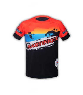Tee-Shirt GVT Sport Yole Martinique