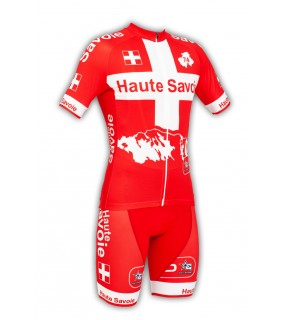 Tenue cycliste GVT Haute-Savoie Vélo