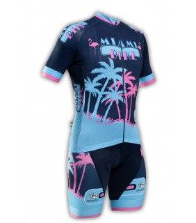 Tenue cycliste GVT Miami Bike