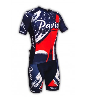 tenue gvt Paris cyclisme