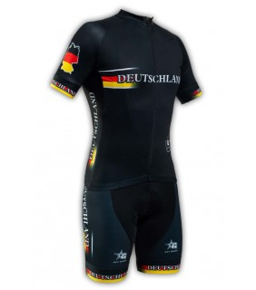 Tenue vélo originale GVT Deutschland Team