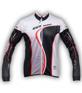 veste chauffante competion velo route gvt bike performance