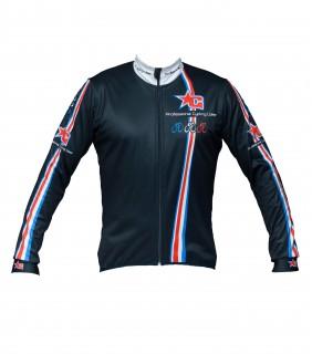 Veste Cycliste Thermique Windstop GVT Sport