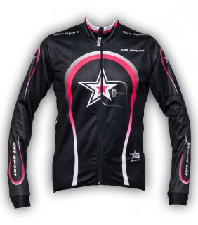 veste cycliste chauffante gvt pro bike